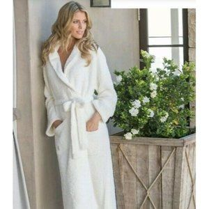 Barefoot Dreams Cozy Chic Full Length Robe Beige